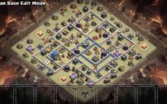 12 Best Coc images in 2019   Clash of clans, War, Base