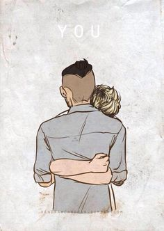 Niall hugging Zayn goodbye ❤️