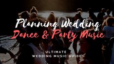 Stop fretting about the tunes! Our complete guide to wedding music songs will give you the perfect songs you need to plan every stage of your wedding! Wedding Ceremony Entrance Songs, Wedding Music Recessional, Wedding Music List, Wedding Songs, Fun Wedding Invitations, Music Songs, Dance Music, How To Plan, Bridal Parties