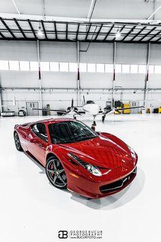 Ferrari 458...
