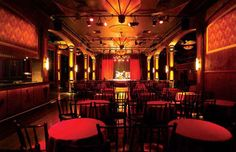 Step up your game with a modern voice & text chat app. Café Theatre, Cabaret Show, Jazz Bar, Jazz Club, Imagines, Red Aesthetic, Restaurant Bar, Decoration, Night Life