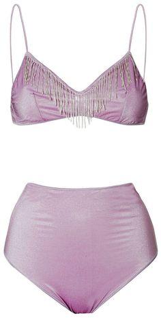 Maillot de bain 3pc Kids Fille Léopard Off-épaule Bow Bikini Swimwear maillot de bain