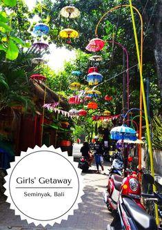 Girls' Getaway Bali: Villa Bliss in Stylish Seminyak - Eat Sleep Breathe Travel