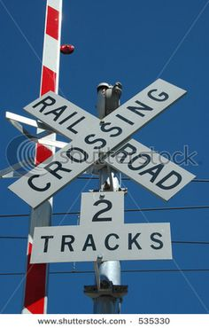 Rail Road Signals.