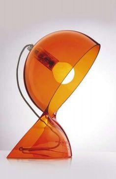Vico Magistretti orange