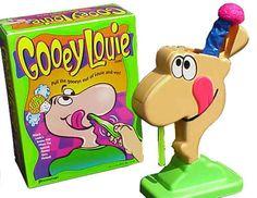Gooey Louie | 15 Vintage Board Games That Will Make '90s Kids Nostalgic