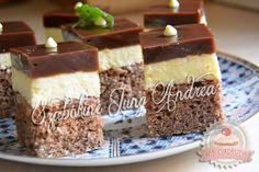 Hungarian Desserts, Hungarian Recipes, Hungarian Food, Macaron Flavors, Macaron Recipe, Delicious Desserts, Yummy Food, Cake Bars, Creative Cakes