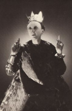 """""""I am not eccentric. It's just that I am more alive than most people. I am an unpopular electric eel set in a pond of goldfish."""" — Edith Sitwell"""