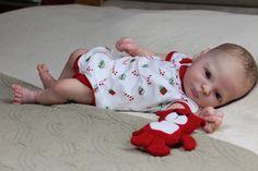 EVON NATHER Realborn(R) reborn Kase awake Bountiful Baby doll Reborn PROTOTYPE