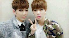 Kidoh and Jin