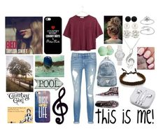 """this is me"" by doggyrules ❤ liked on Polyvore featuring art and allaboutme"