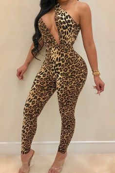 46a7091023 Cheetah Kita Jumpsuit-Looking for the latest trendy