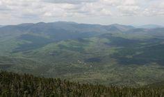 Vue mont Carrigian, New Hampshire, mai 2016 New Hampshire, Mountains, Nature, Travel, Mountain Range, Naturaleza, Viajes, Destinations, Traveling