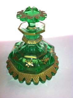 Perfume Bottle Circa 1840