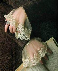 lace  -  so delicate !