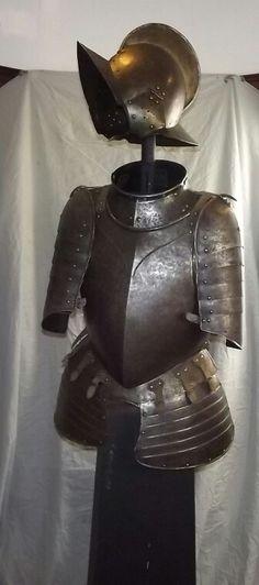 German armour 1570