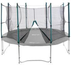 8ft Universal Trampoline Safety Enclosure