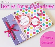 Tiz scrap - 1ª Comunión Mini Albums, Baby Shower, New Work, Gift Tags, Origami, Paper Crafts, My Favorite Things, Creative, Gifts