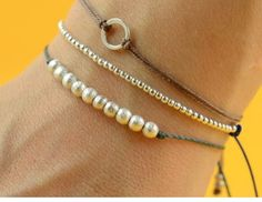 Try diy friendship bracelets