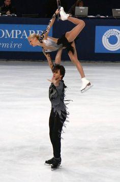Maxim Trankov / Tatiana Volosozhar(Russia)