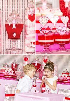 ♥ Valentine's Party