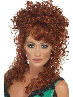 Women's Saloon Girl Wig