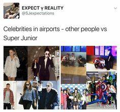 I love Super Junior 😂