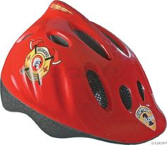 Lazer Max Youth Helmet: Fireman (49-56cm) | AmazonSmile: Outdoor Recreation 	$30.00 + $4.76 shipping