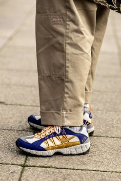 6b1995763 London Fashion Week FW19  The Best Sneaker Street Styles