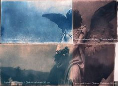 A comparison of cyanotype toning methods