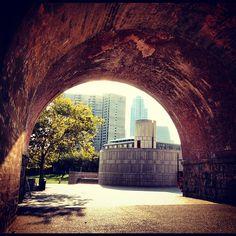 Instagram photo by @santosiri (Siripug สิริพฤกษ์) | Statigram  #Cincinnati #park