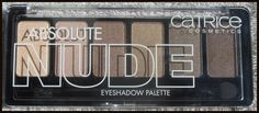 -: Catrice Absolute Nude Eye-shadow Palette Review  http://ninasbargainbeauty.blogspot.ie/2013/05/catrice-absolute-nude-eye-shadow.html
