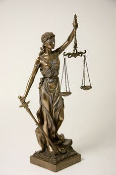 Themis - Godin van de Rechtspraak