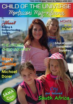 Child of the Universe Montessori mag ed 34