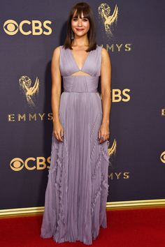The 2017 Emmys Red Carpet   InStyle.com