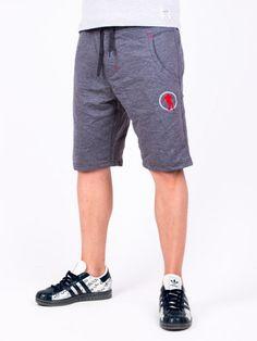 Pantaloni scurti barbati BKK gri inchis Gym Men, Sport, Interior Design, Fashion, Nest Design, Moda, Deporte, Home Interior Design, Fashion Styles