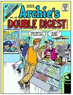 Archie Comics...Yes its a comic lol