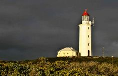 Danger Point lighthouse, Gansbaai – South African Tourism