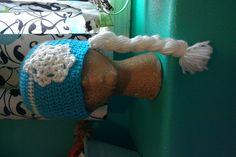 Frozen Elza hat by CraftyDiva23 on Etsy