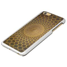Cool gold decorative architecture pattern incipio feather® shine iPhone 6 plus case. See Personalized, unique gold iPhone 6 Plus Cases http://www.zazzle.com/cuteiphone6cases/gold+iphone+6+plus+cases?ps=120&qs=gold%20iphone%206%20plus%20cases&dp=252519169581922263&pg=2&rf=238478323816001889&tc=GoldiPhone6PlusCases #GoldiPhone6PlusCase #iPhone6Plus #iPhone6PlusCase