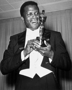 If you were born in 1964, Sidney Poitier became the first black male actor to win an Academy Award that year - he won for his role the previous year in Lillies of The Field.