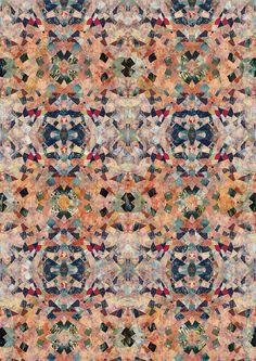 mosaic print pattern