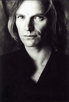 Sting, Venice CA 1988 - Nancy Ellison