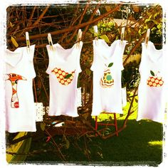 Handmade kids clothes!