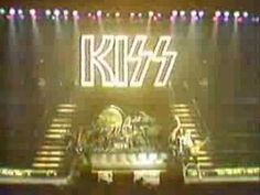 KISS - I Wanna Rock N Roll All Night - 1978 Come join the party on #facebook! https://www.facebook.com/LoveofMusic100 #music