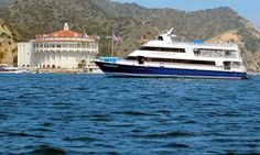 """Groupon - $ 37 for a Round-Trip Boat Ride to Catalina Island on the """"Catalina Flyer"""" (Up to $70 Value) in Newport Beach. Groupon deal price: $37"""