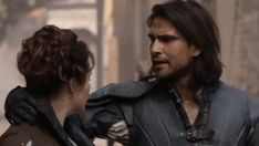 BBC First Australia luke pasqualino constance bbc first the musketeers GIF