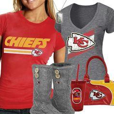Cute Kansas City Chiefs Fan Gear