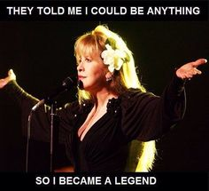 Stevie Nicks ~ a living legend