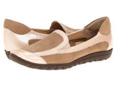 $251 Sesto Meucci Jabot Women Beige Loafers made in Italy 7.5W, 8W, 8.5W #SestoMeucci #LoafersMoccasins